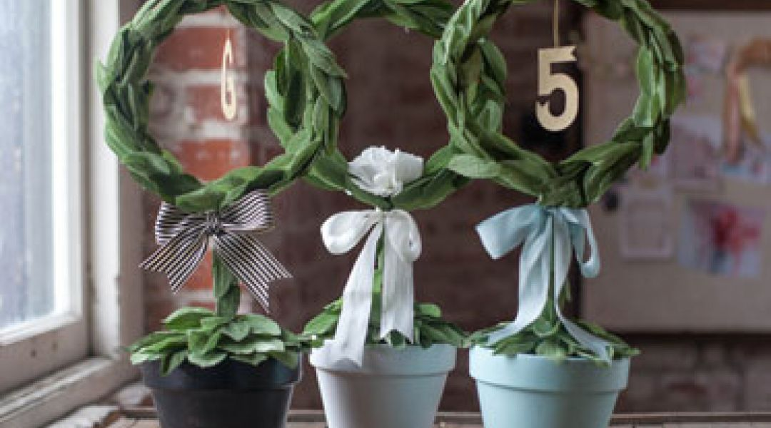 Paper wedding crafts diy topiary by lia griffith creativebug paper wedding crafts diy topiary mightylinksfo
