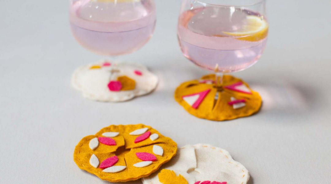 Felt Drink Markers