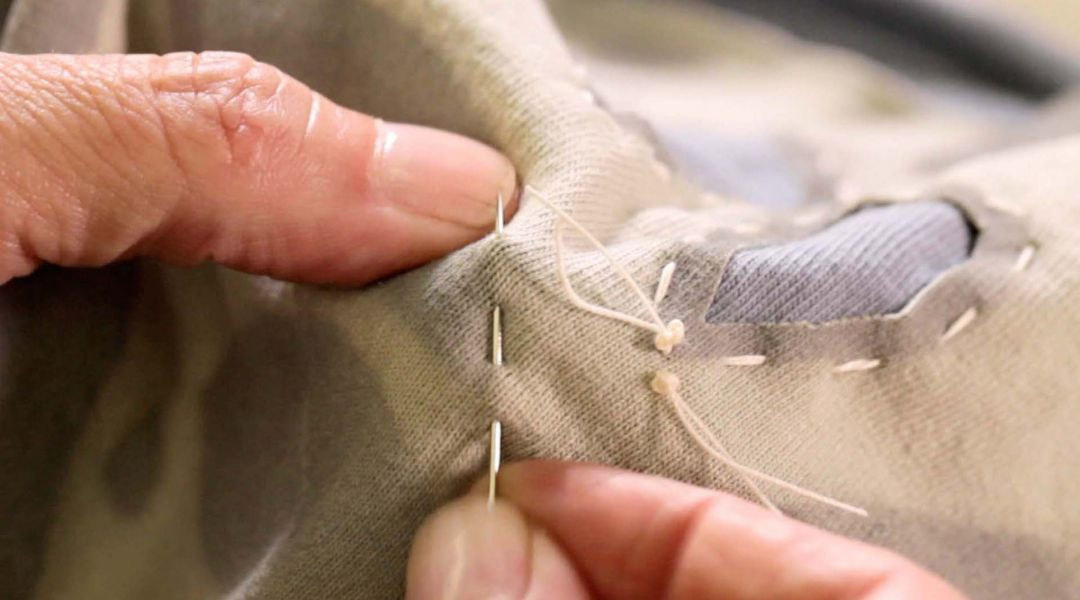 The Physics of Sewing