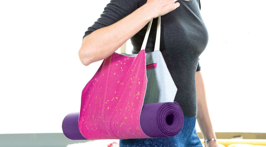e847084e15fd Sew a Yoga Mat Bag by Ashley Nickels - Creativebug