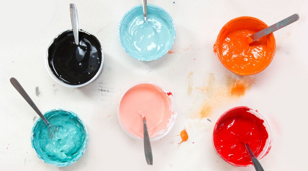 How to Mix Screen Printing Ink