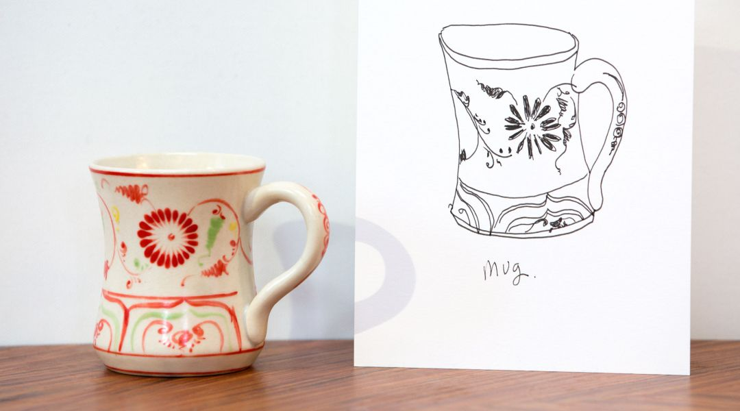 How to Draw a Mug
