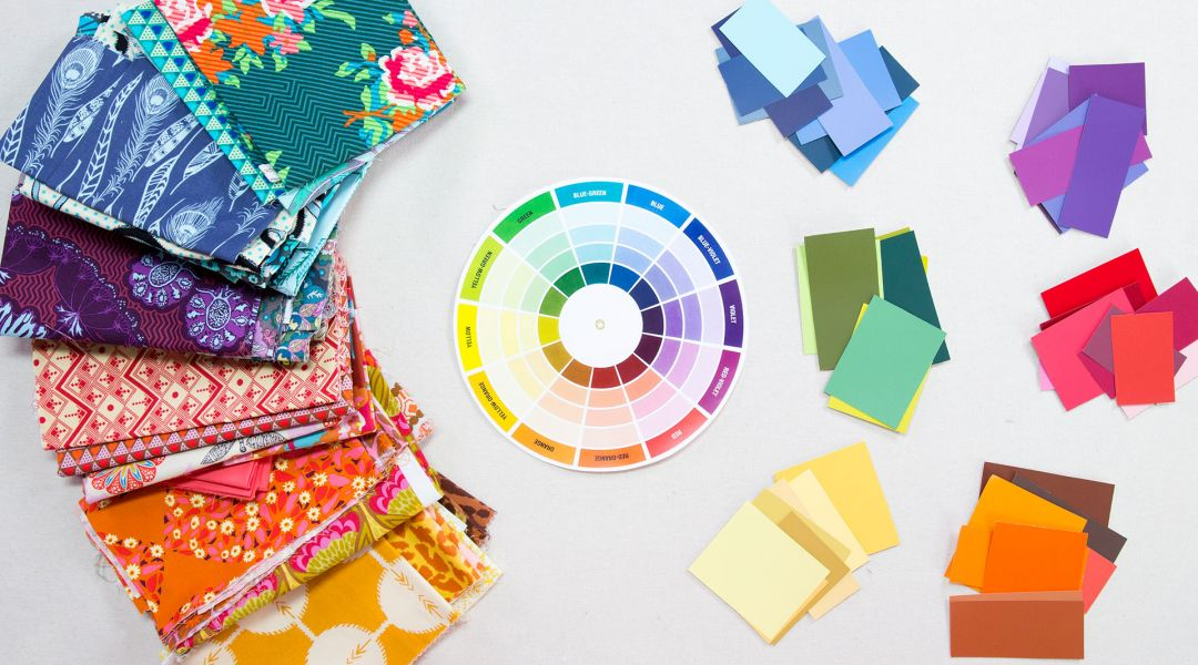 Creating Color Palettes with Anna Maria Horner