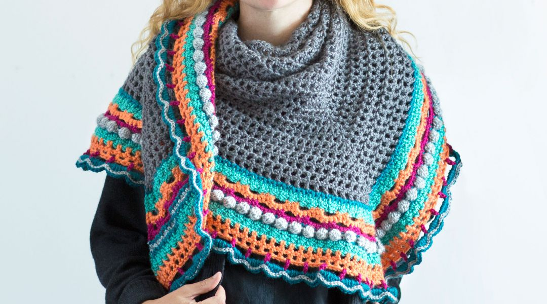 Crochet Shawl Workshop