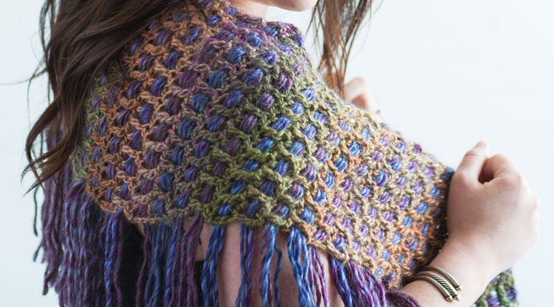 Crochet Shawl Workshop By Marly Bird Creativebug