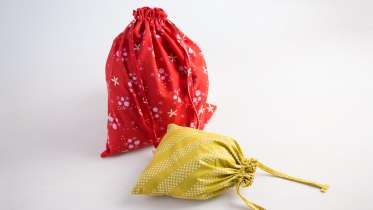 a94204dc12 Sewing Drawstring Bags by Ashley Nickels - Creativebug