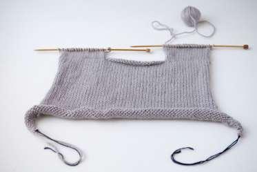 Top Down Sweater Knitting By Wendy Bernard Creativebug