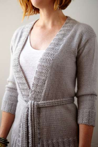 bff2c7a37 Top-Down Sweater Knitting by Wendy Bernard - Creativebug
