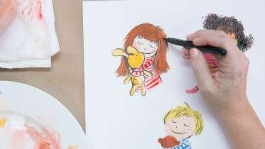 Drawing And Illustration Basics Making Conversational Artwork