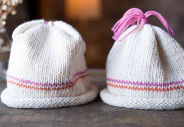 94efab99aa1 Beginner Knits  How to Knit a Baby Hat by Maggie Pace - Creativebug