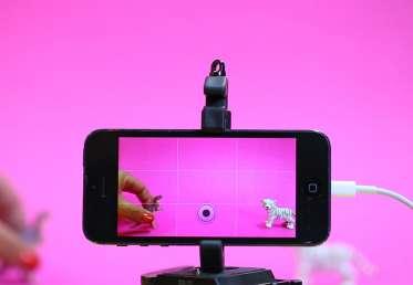 imovie time lapse