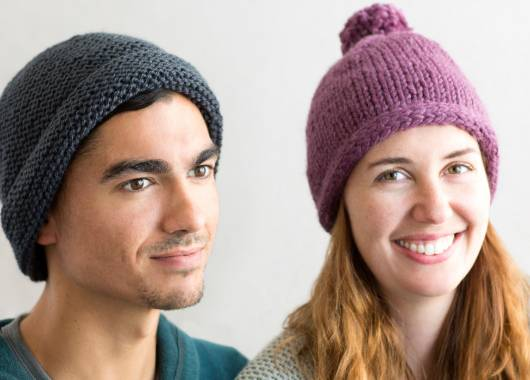 Circular Knitting Basics: Hats in the Round