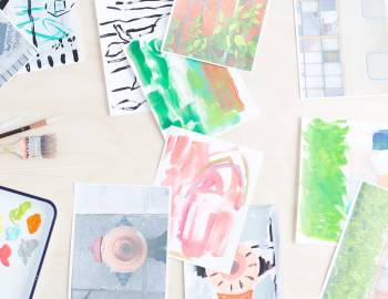 Intuitive Painting: Gathering Inspiration and Creating Imagery