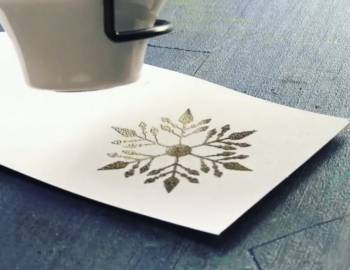 Embossed Gift Tags: 10/4/16