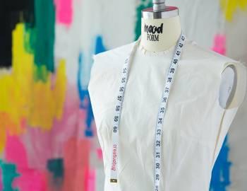 Draping a Dress