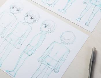 Manga Drawing: How to Draw Figures