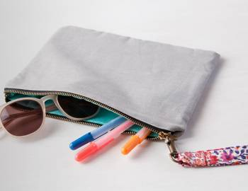 72de51f9f583 Sew a Yoga Mat Bag. Ashley Nickels. Ashley Nickels. view class · Sew a  Wristlet Clutch