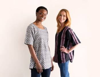 Wardrobe Basics: Sewing Tunic No. 1
