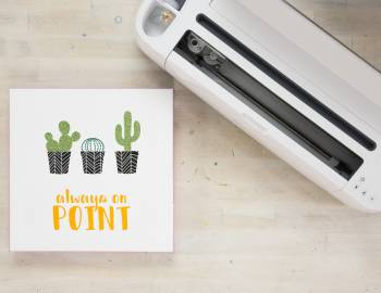 Layering Vinyl with the Cricut Maker: 5/31/18