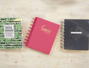 Happy Planner Show & Tell: 8/21/18