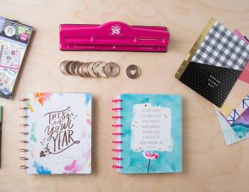 Planners 101: Creative Ideas for Choosing and Using a Planner