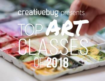 Top 10 Art Classes 2018
