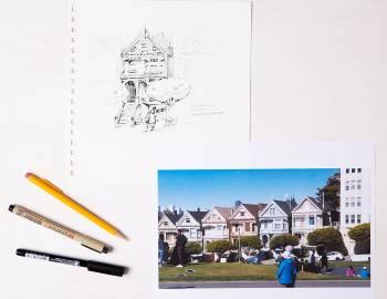 Urban Sketching 101