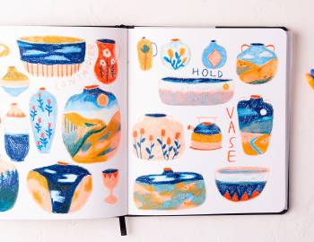 Concept Sketchbook: A Daily Practice