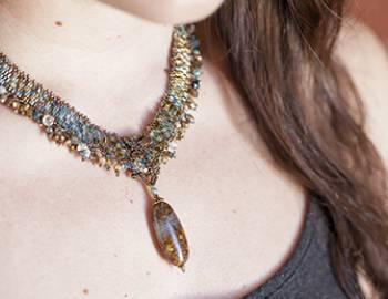 Scheherazade Necklace