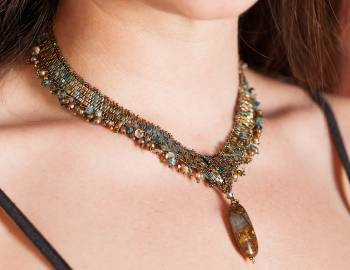 Scheherazade Necklace