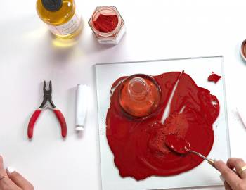 Make Your Own Paint Using Pigments