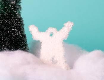 STEAM: Make a Crystal Yeti