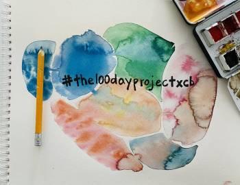 Creativebug x The 100 Day Project