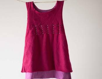 Morse Code Dress