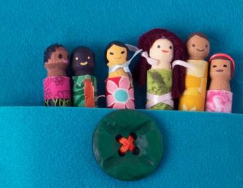 Clothespin Dolls