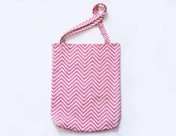 Beginner Sewing: Market Tote Bag