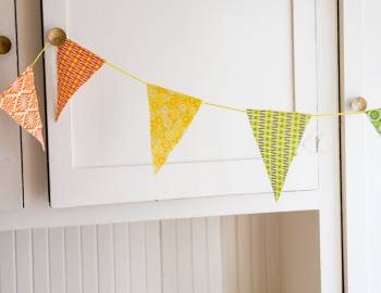 No-Sew Party Décor