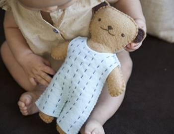 Hand Sew a Teddy Bear