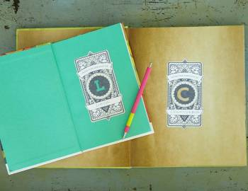 Cricut Crafts: DIY Bookplates