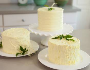 The Wilton Method of Cake Decorating: Three Ways to Ice a Cake
