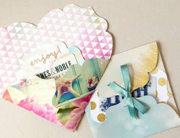 Cricut Crafts: DIY Gift Card Holder and Envelope