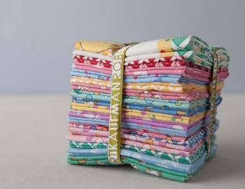 Quilting with Fabric Precuts