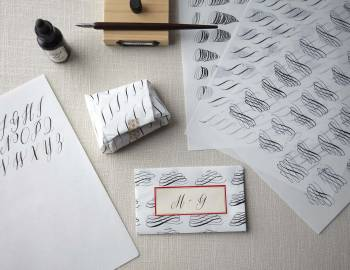 Beginning Calligraphy: Getting Started