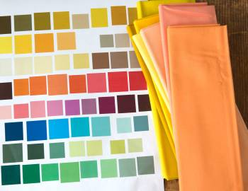 How to Design Fabric: Working with Color
