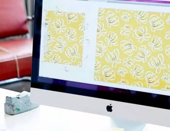 How to Design Fabric: Designing Repeats Digitally