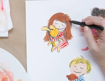Drawing and Illustration Basics: Making Conversational Artwork