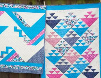 Mother-Daughter Quilting: Making Modern and Traditional Quilts