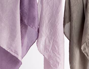 Natural Fabric Dyeing