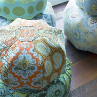 Sew a Gumdrop Pillow learn how in these online classes sewing