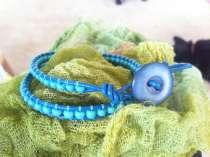 Double wrap bracelet!